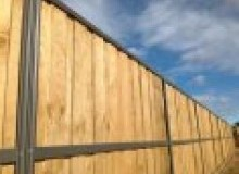 Kwikfynd Lap and Cap Timber Fencing abbotsham