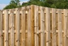 Abbotsham Wood fencing 3